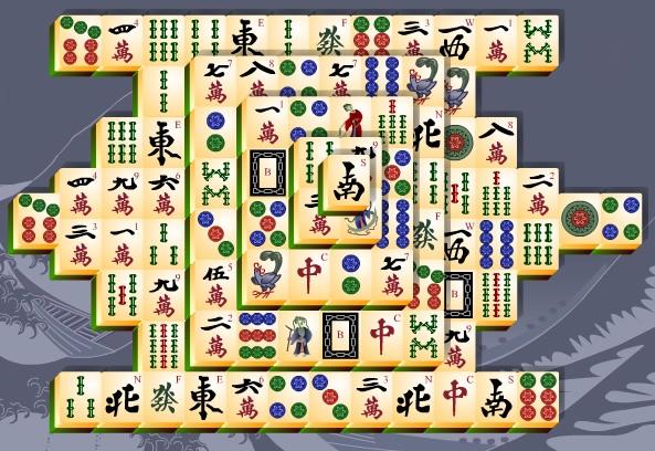Mahjong Einfach
